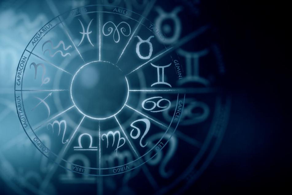 Dein Horoskop: Das halten die Sterne heute für Dich bereit