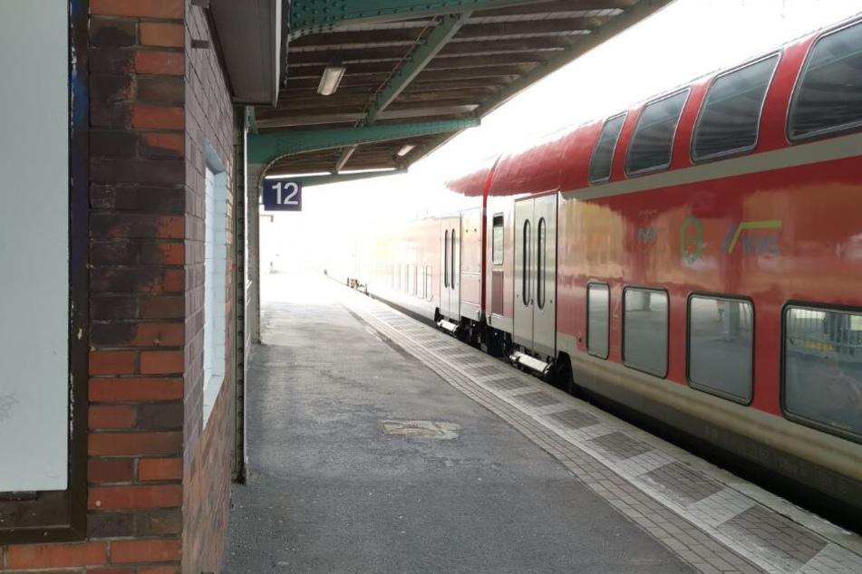 Ein Hingucker ist der Bahnhof in Löhne wirklich nicht.