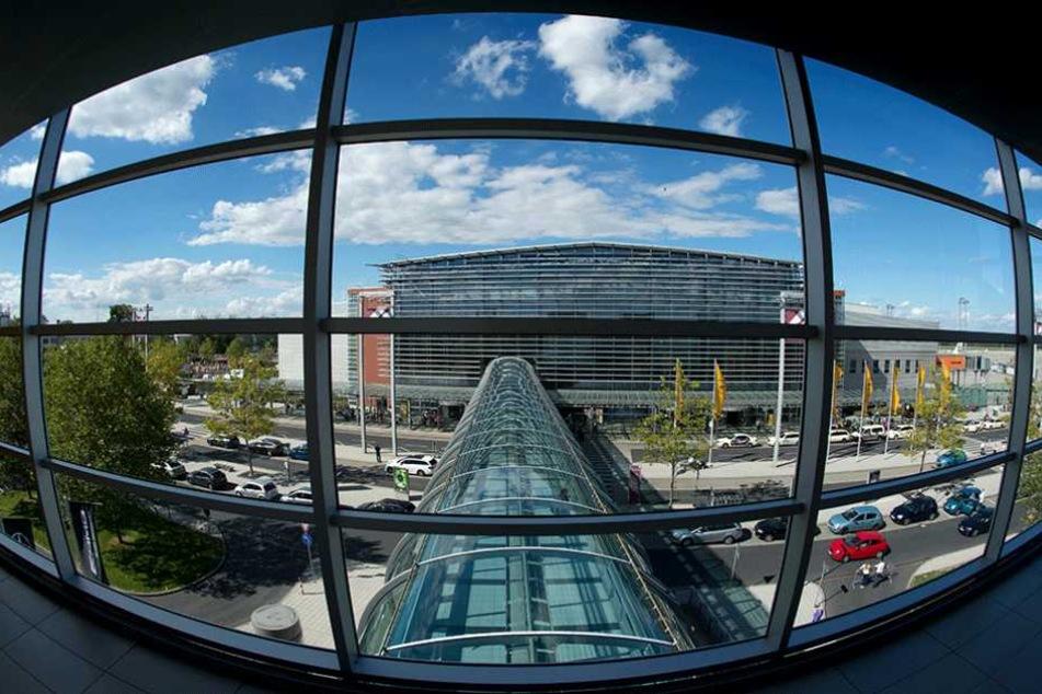 Die Delegation nach Moskau wird vom Flughafen Dresden aus nach Moskau fliegen.