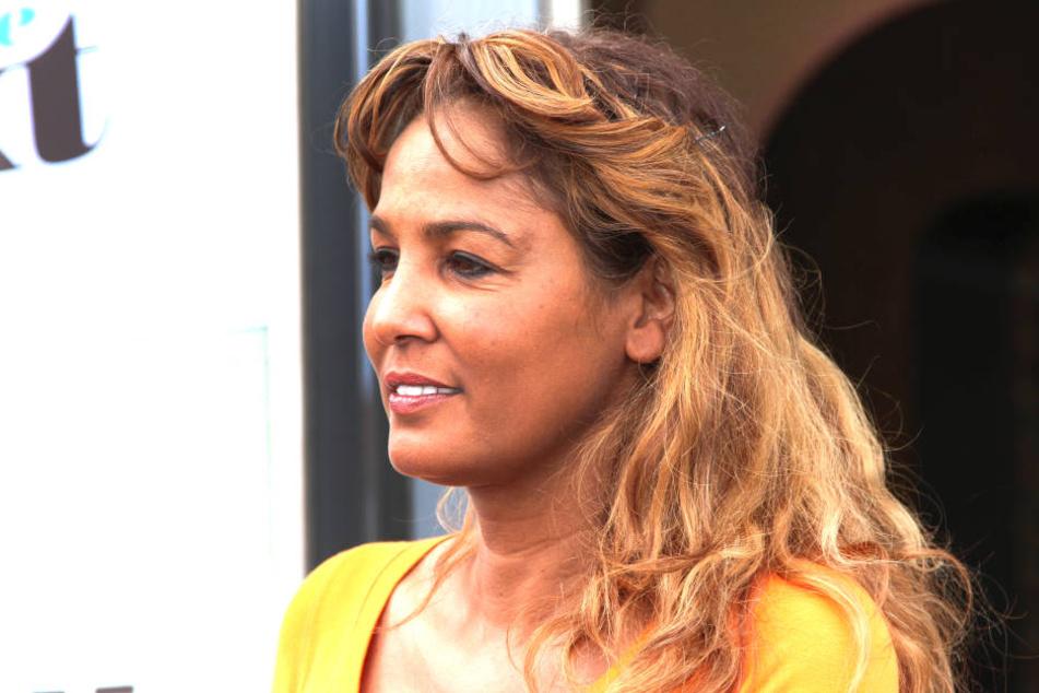 Wie schön! Nadja Abd el Farrag (51) ist endlich wieder verliebt.