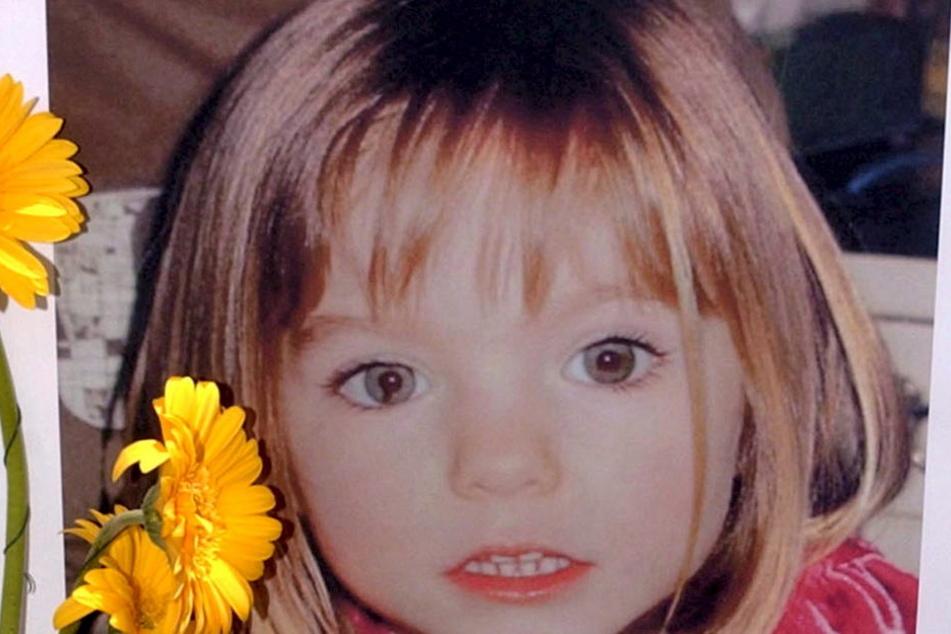 Maddie McCann verschwand 2007 im portugiesischem Lagos.
