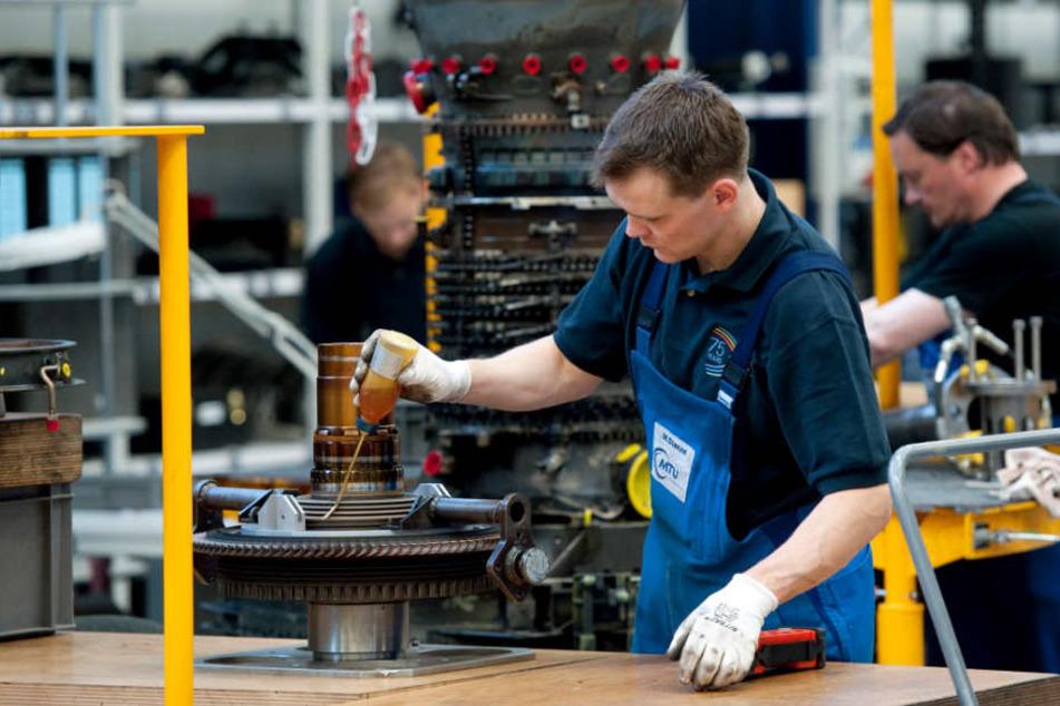 Der Verband Deutscher Maschinen- und Anlagenbau (VDMA) geht davon aus, dass der ostdeutsche Maschinenbau weiter auf Expansionskurs bleibt.