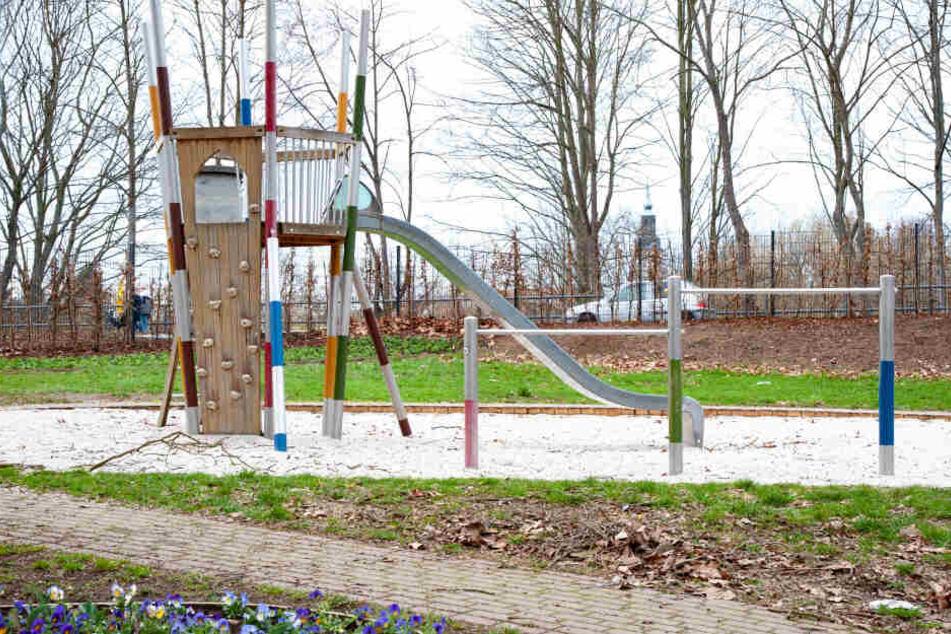 Ein halbes Jahr lang konnte der Spielplatz Hammertal nur von zahlenden Besuchern genutzt werden.
