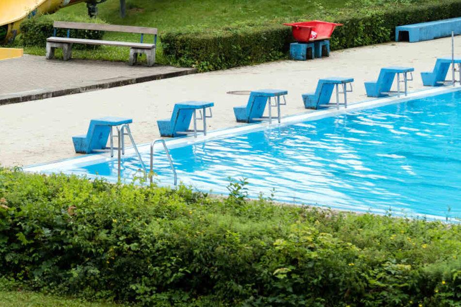 Das Freibad ist eigentlich ein Ort der Entspannung. (Symbolbild)