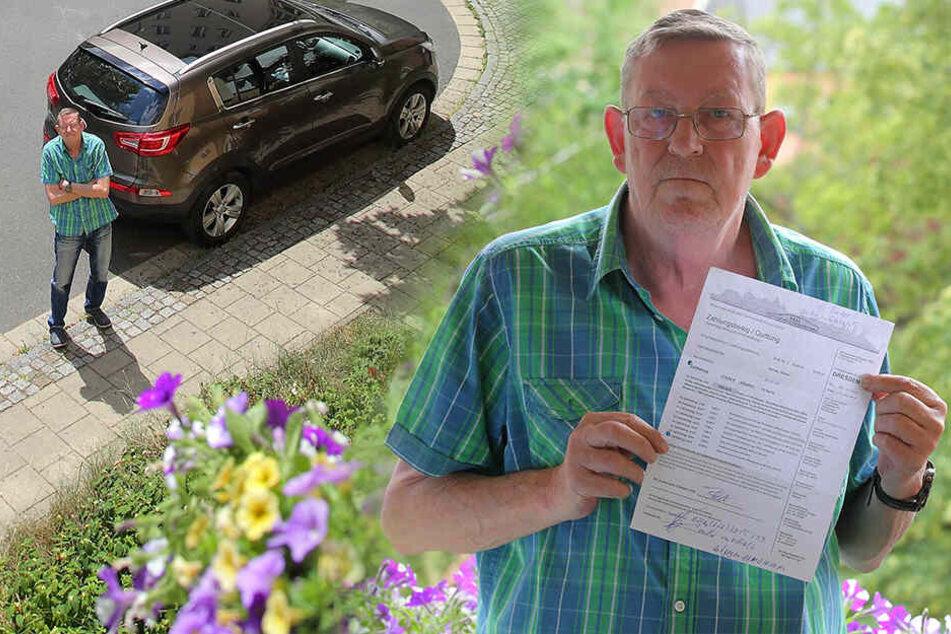 Während er mal kurz musste: Vonovia ließ Auto von krankem Mieter abschleppen