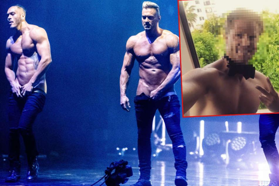 Sexy! Dieser deutsche Promi wird bald zum Chippendale