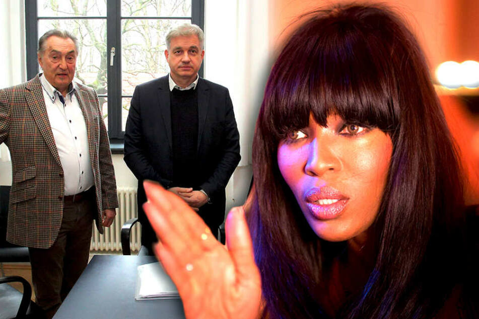 Streit um Naomi Campbell beim SemperOpernball: So lief die Chaos-Nacht wirklich