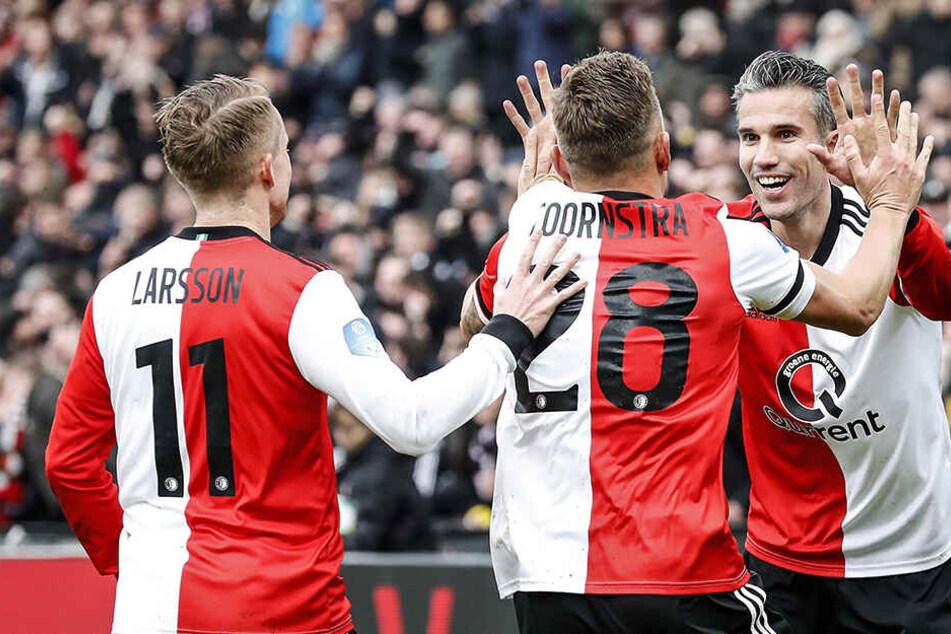 Heftige Klatsche! Ajax Amsterdam kassiert im Traditionsduell richtige Packung