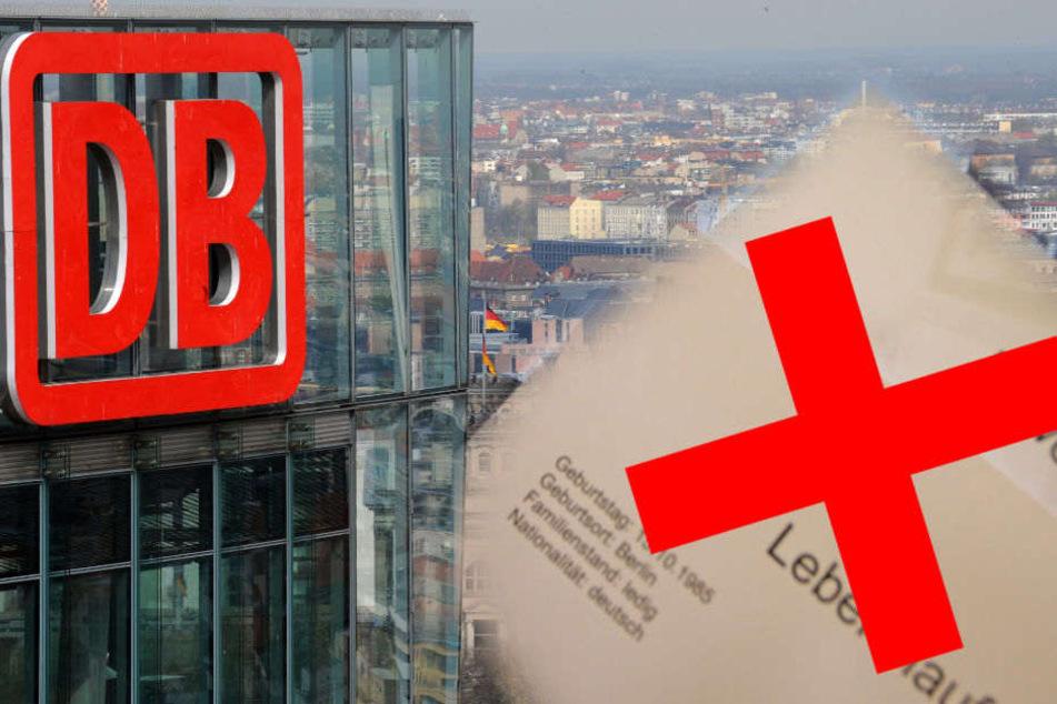 Arbeitsmarkt - Bahn will von Azubis keine Bewerbungsschreiben mehr verlangen
