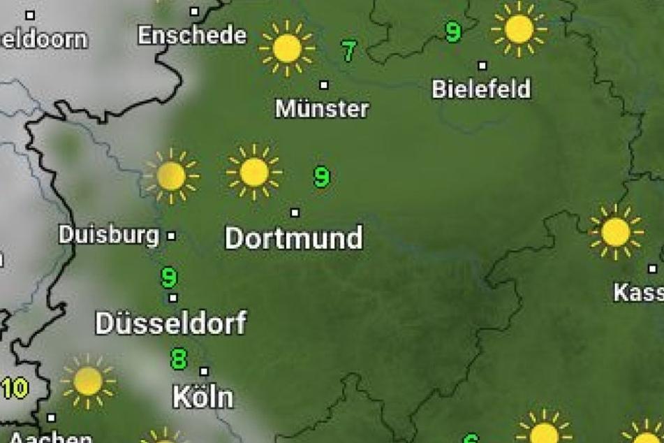 Jetzt wird es jeden tag ein bisschen kälter. (Symbolbild)