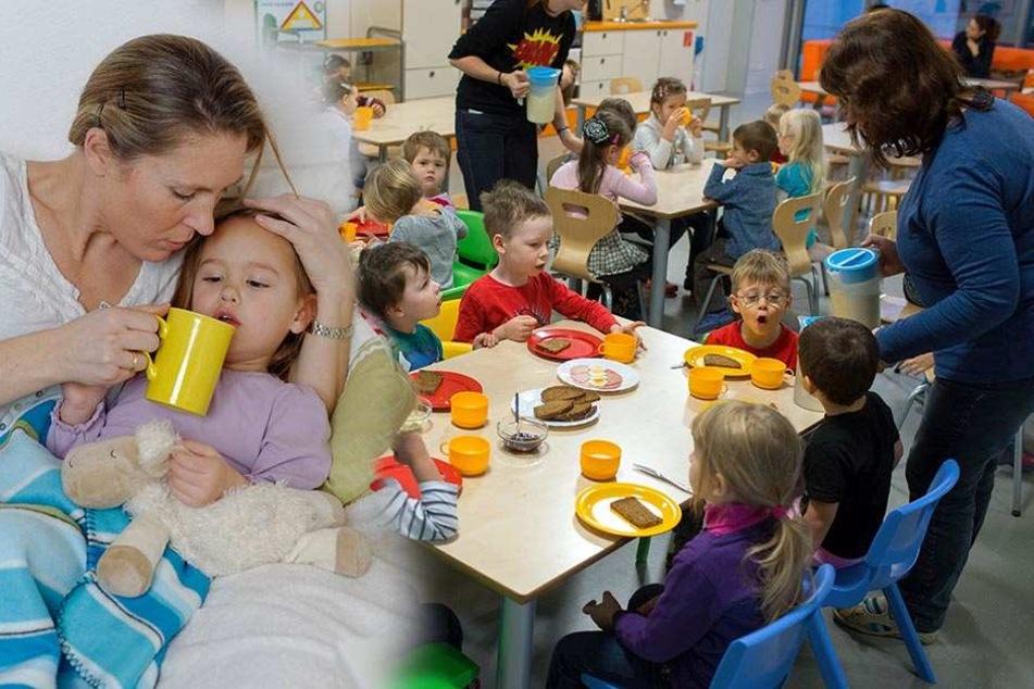 Dramatischer Appell: Lasst eure kranken Kinder zu Hause