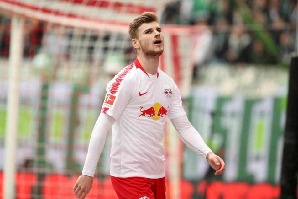 Wird RB Leipzig nach der Saison wohl gen München verlassen: Nationalstürmer Timo Werner.