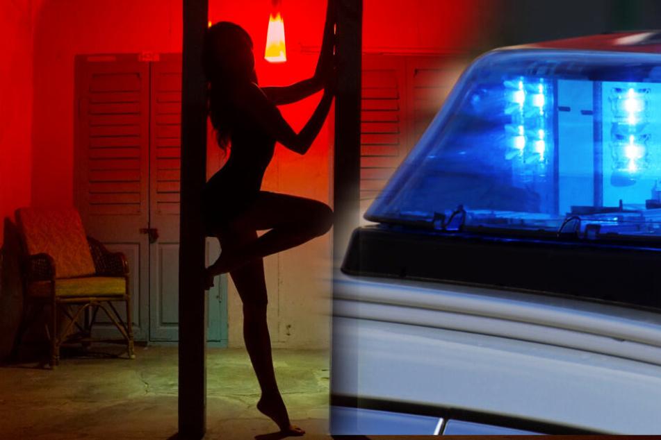 Puff in Düsseldorf durchsucht: Haben Männer Ex-Mitglied der Hells Angels bedroht?