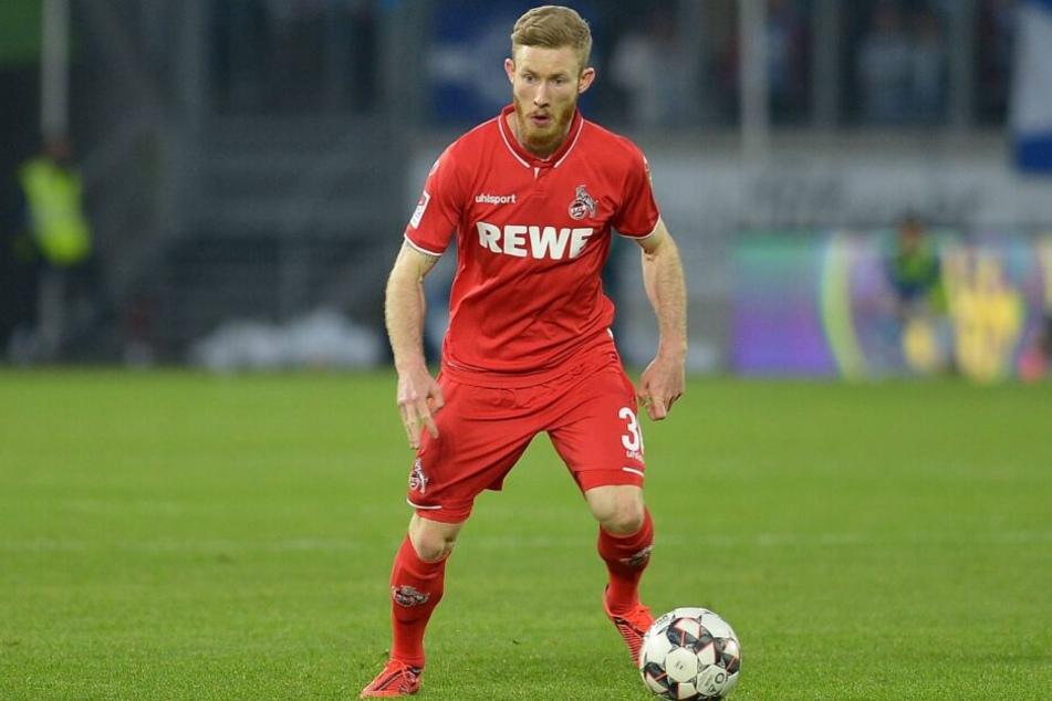 Florian Kainz (26) wechselte in der Winterpause 2018/19 zum 1. FC Köln.