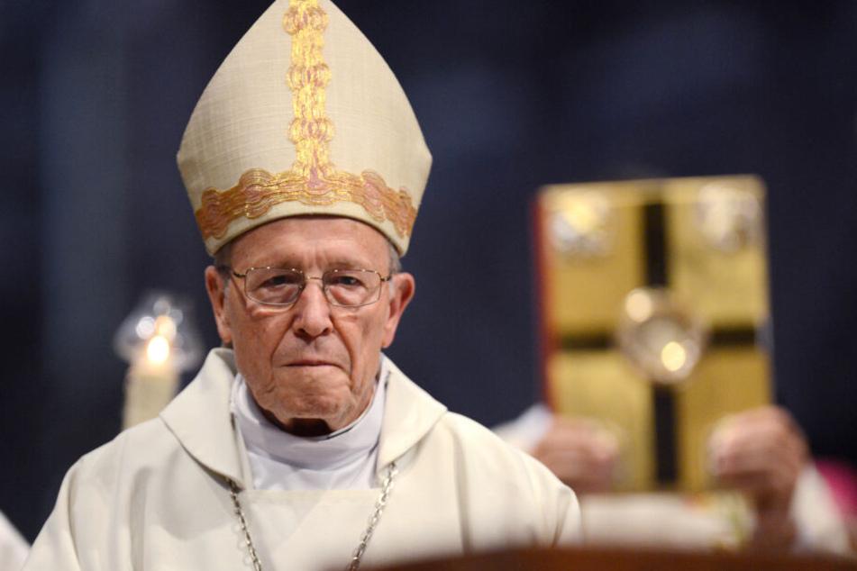 Der frühere Bischof von Rottenburg-Stuttgart: Kardinal Walter Kasper.