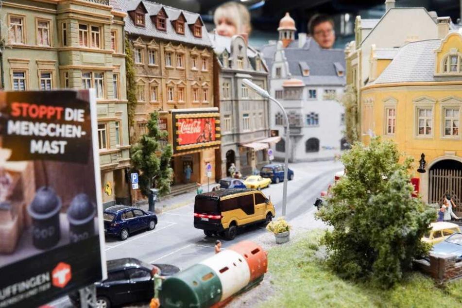 Das Miniatur Wunderland erfreut sich bei Besuchern großer Beliebtheit.