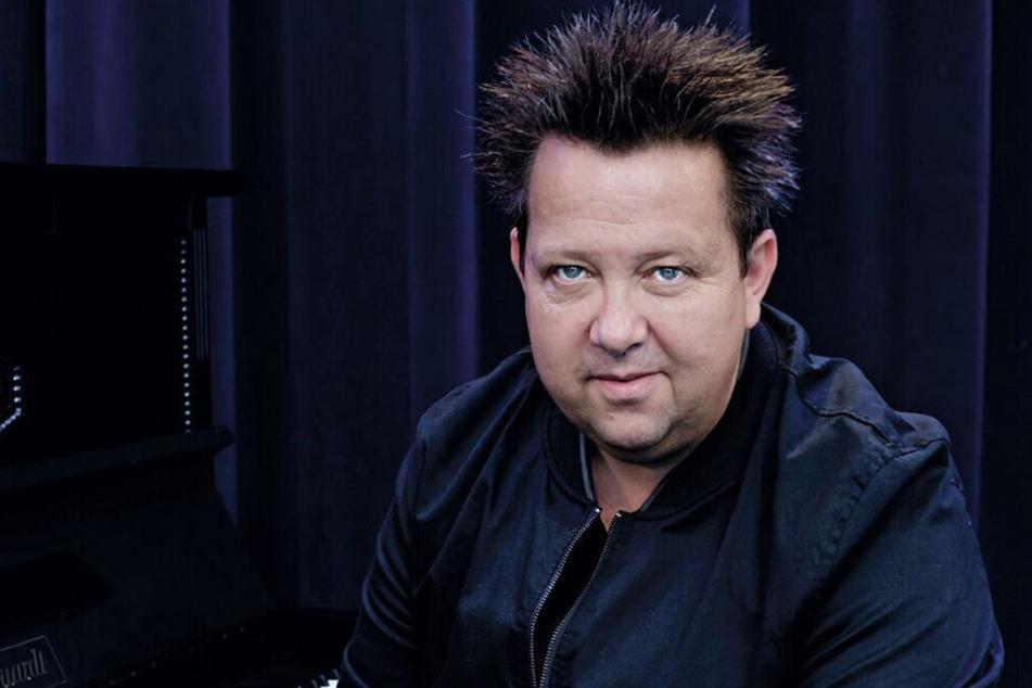 Prinzen-Sänger Sebastian Krumbiegel (53) ist auch mit von der Partie.