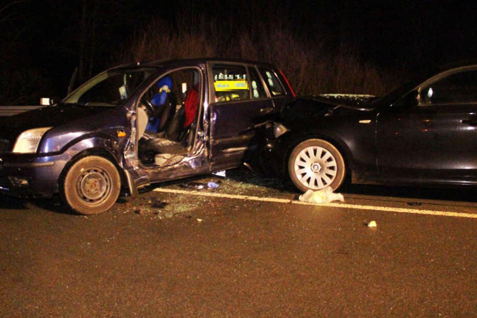 Auf der Bundesstraße 22 ist es in Bayern zu einem Unfall gekommen.
