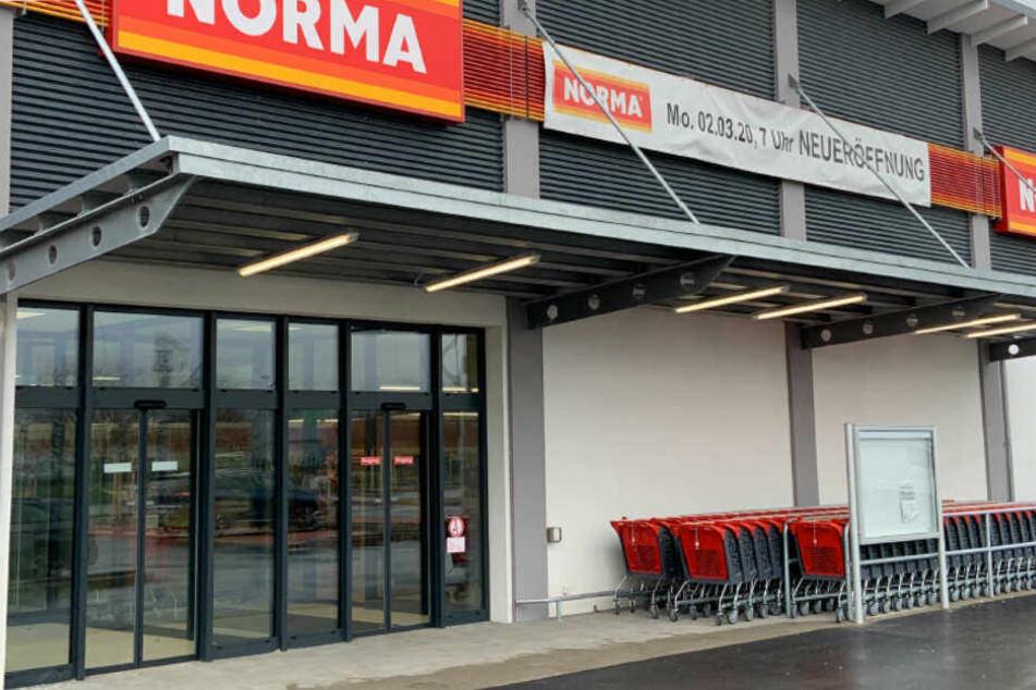Neu in Hannover-Stöcken: NORMA.