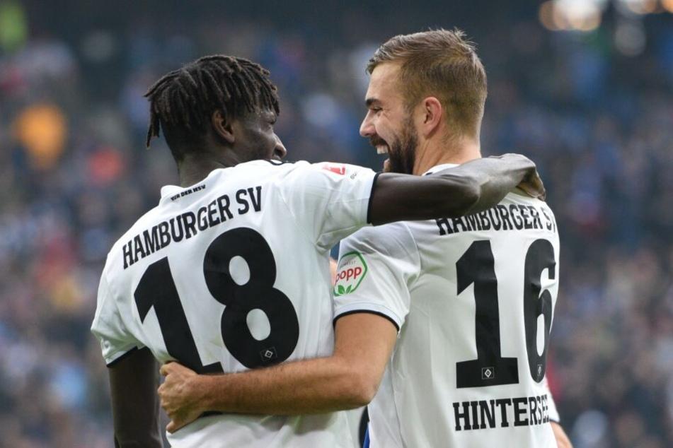 Der HSV startete mit drei Siegen ins neue Jahr.