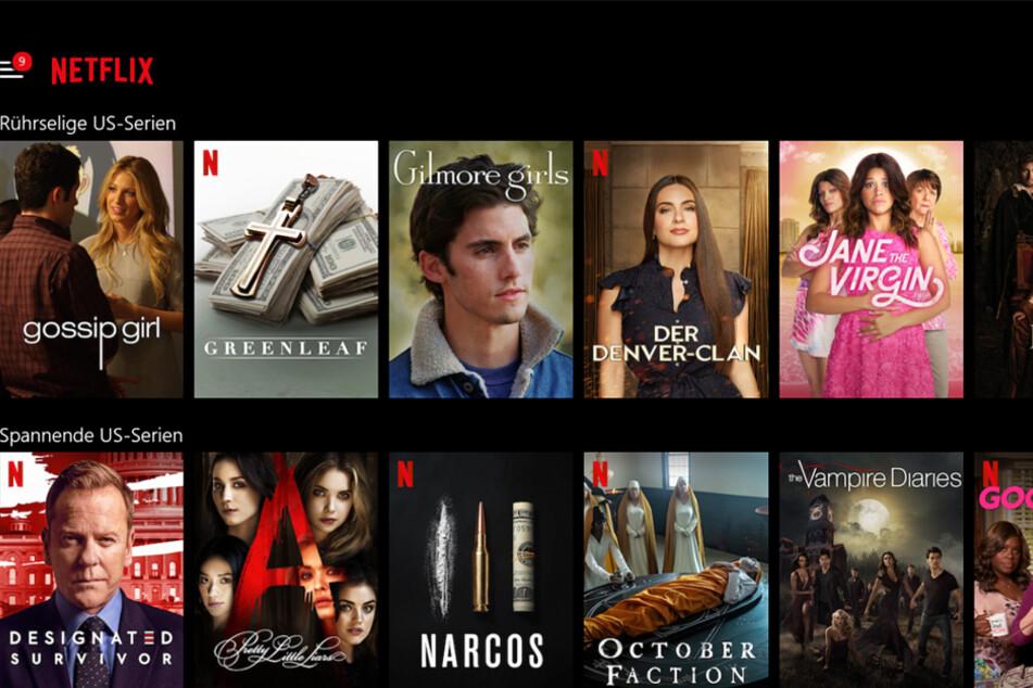 "Wegen Corona: Netflix macht Streaming-Dienst ""sozial"""