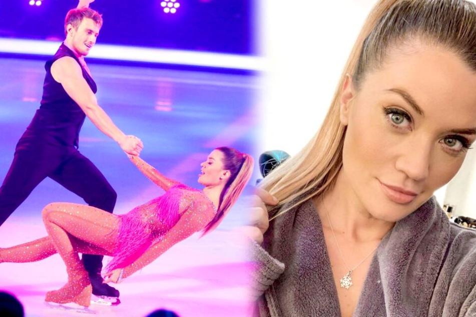 """Nach """"Dancing on Ice""""-Aus: So geht es Nadine Klein!"""