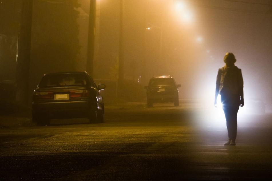 Das Mädchen war nachts auf der Gartenstraße unterwegs. (Symbolbild)