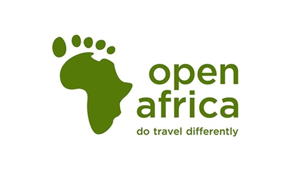 Haben ihr Logo schon länger: Die  NGO Open Africa aus Claremont in Südafrika.