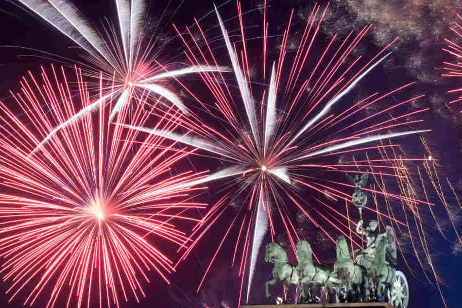 Feuerwerk gehört für Mehrheit der Deutschen zu Silvester