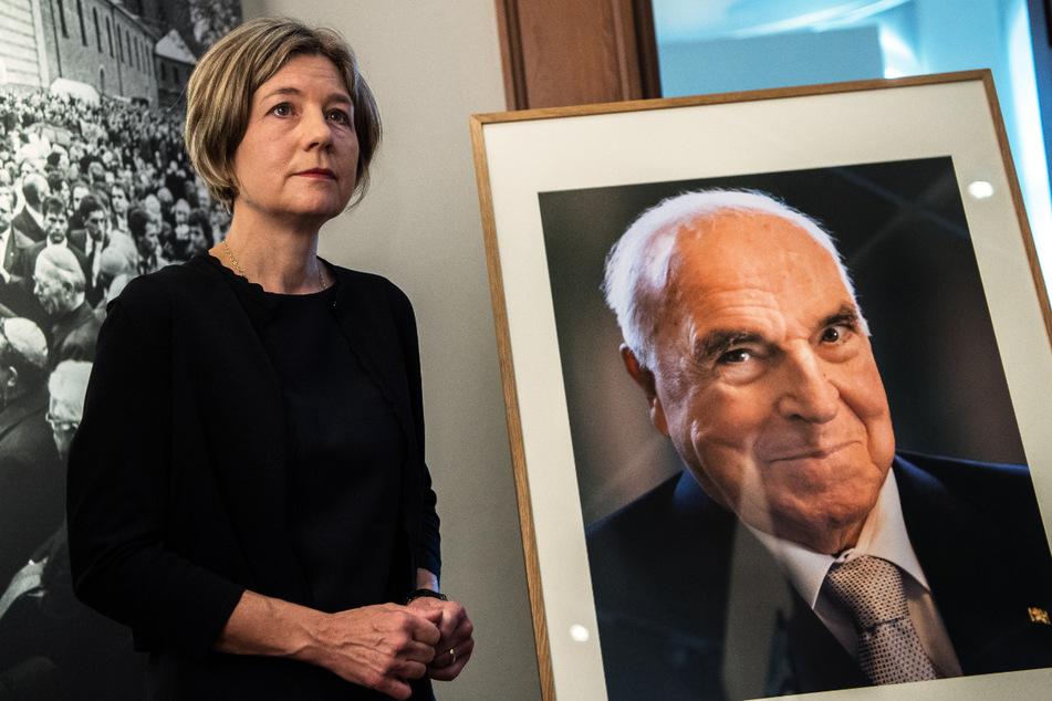 Gegen den Willen der Witwe: Bundestag beschließt Helmut-Kohl-Stiftung