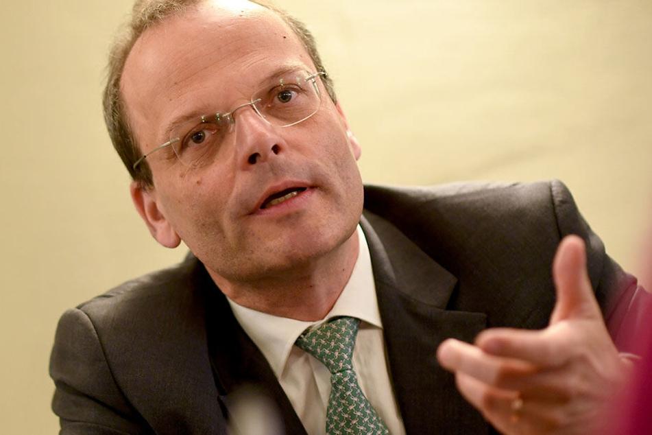 Felix Klein, designierter Antisemitismusbeauftragter der Bundesregierung, äußerte sich in einem Interview zur Situation für Juden in Deutschland.
