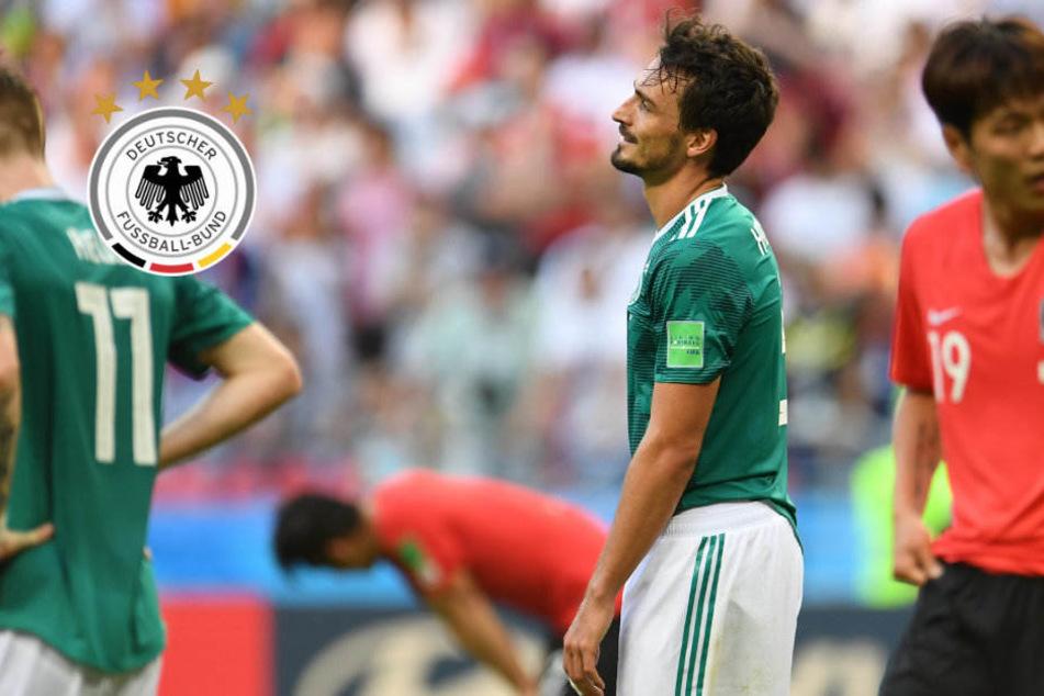+++ Historische Pleite! +++ Deutschland fliegt bei WM raus +++