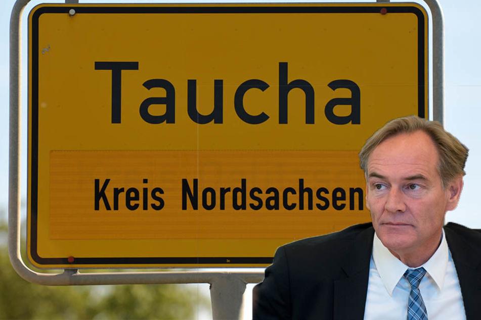 Leipzigs Nachbarn finden es gar nicht lustig, dass sich Oberbürgermeister Burkhard Jung positiv zum Thema Eingemeindungen äußerte.