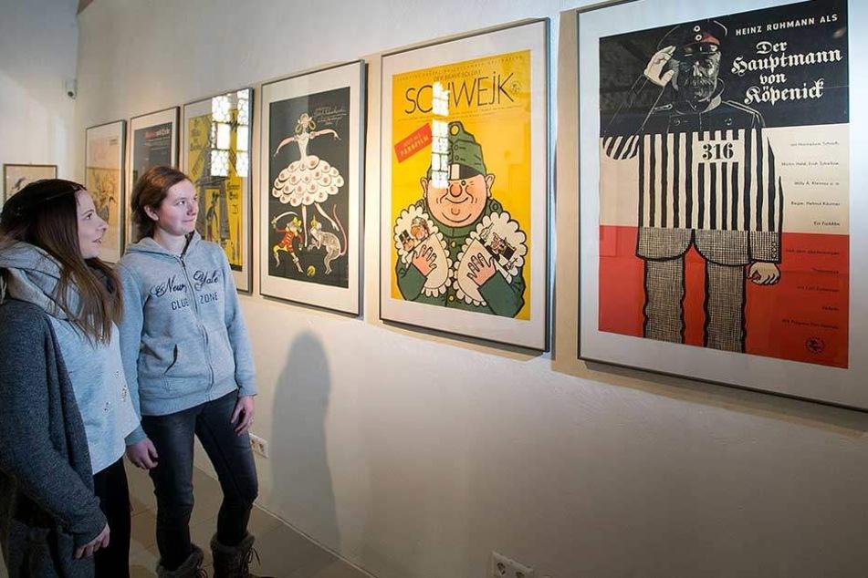 Das Schlossbergmuseum Chemnitz zeigt Grafiken des bekannten DDR-Grafikers Werner Klemke (1917-1994).