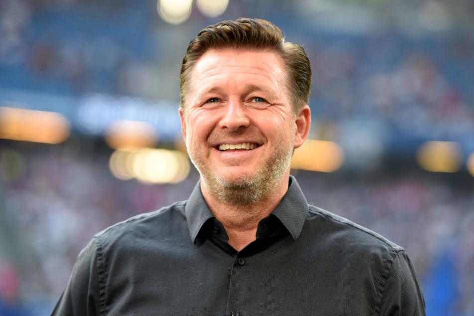 HSV-Trainer Christian Titz ist 20 Kilometer von Sandhausen aufgewachsen.