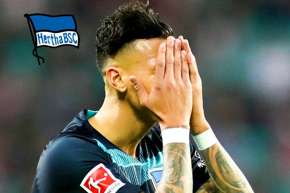 Debakel! Rote Bullen zerlegen Hertha BSC