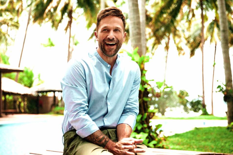Er ist der Moderator der ersten Staffel: Florian Ambrosius (42).