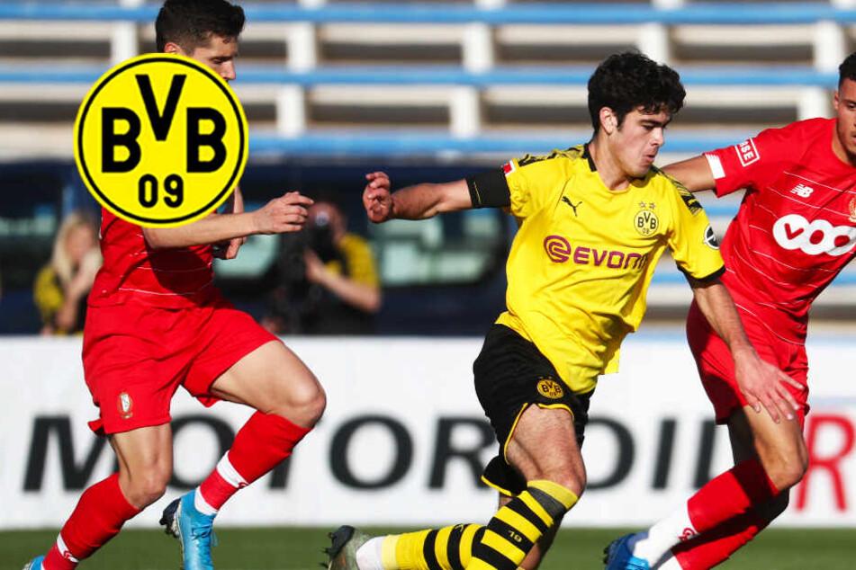 BVB-Vorbereitung: Darum zählt Youngster Reyna zu den großen Gewinnern!