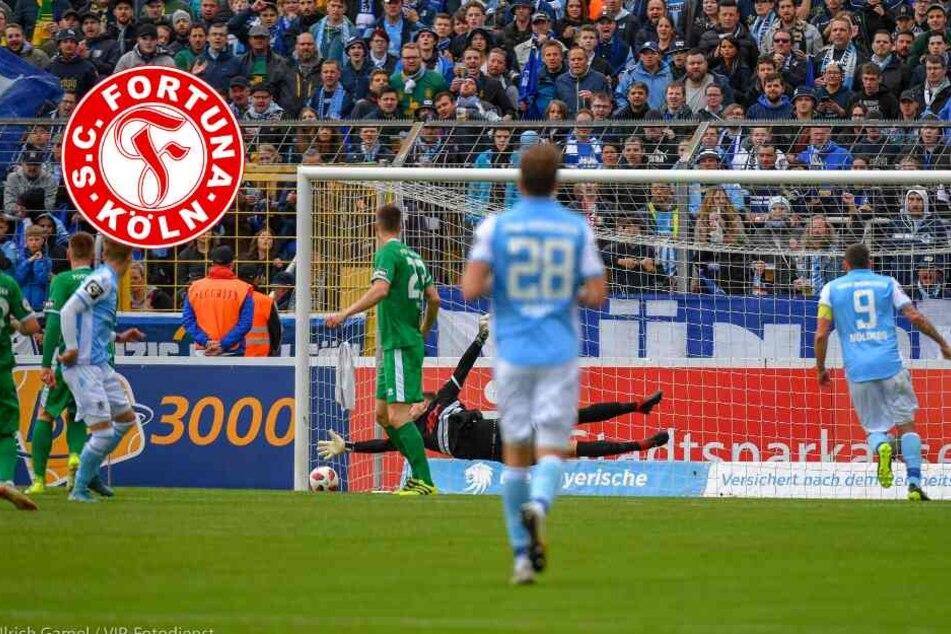 Fortuna Köln nach Abstieg im Tal der Tränen