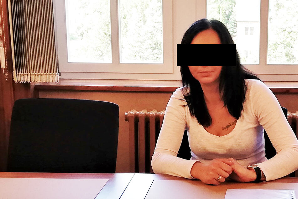 Diese schöne Mafia-Braut klaute in Sachsen reihenweise Autos