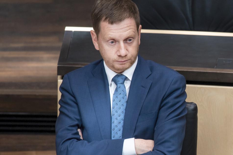 Sachsens Regierungschef Michael Kretschmer (45, CDU)