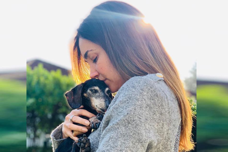 So herzzerreißend trauert Jana Ina Zarrella um ihren besten Freund