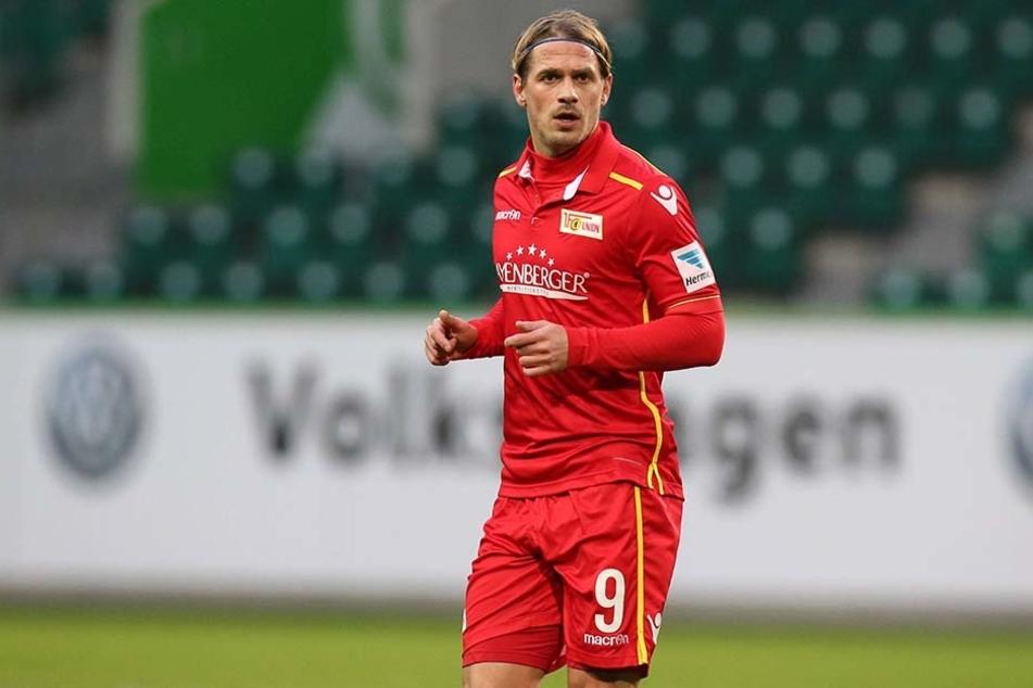 Zuletzt spielte Sören Brandy beim FC Union Berlin.