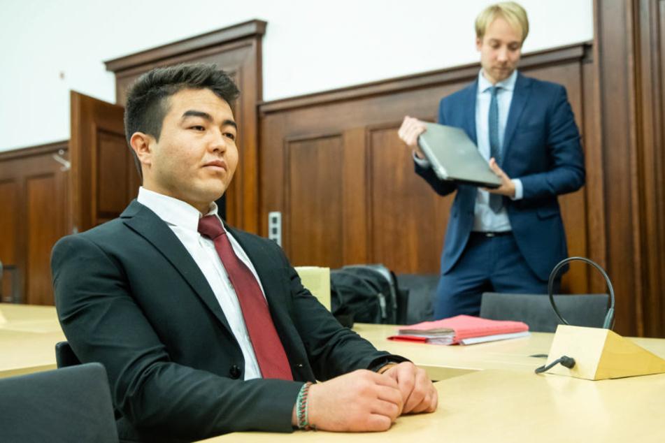 Anwalt Michael Brenner (r.) und sein Mandat hatten ein solches Urteil erwartet.