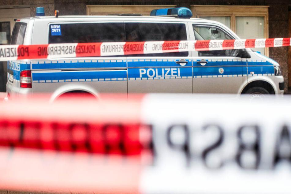 Großaufgebot der Polizei evakuiert Einkaufszentrum: Koffer Schuld!