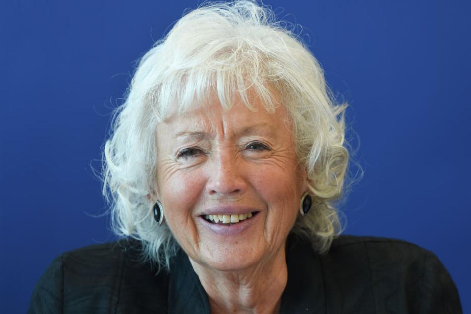 Die frühere Bundesfamilienministerin und ehemalige bayrische SPD-Chefin Renate Schmidt (74).