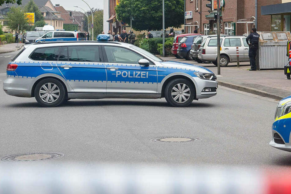 Die Kriminalpolizei musste zu einem Mehrfamilienhaus anrücken (Symbolbild).