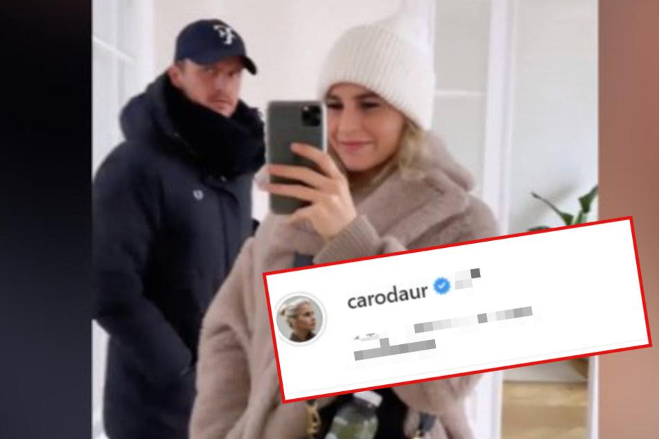 Caro Daur und Tommi Schmitt: Dieser Emoji bringt ihre Fans zum Heulen