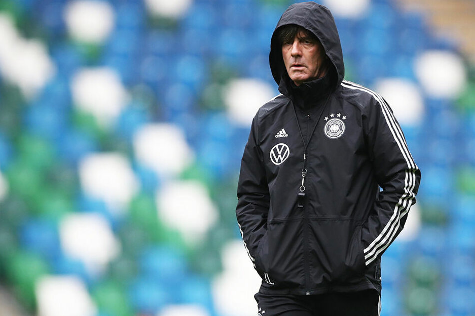 Bundestrainer Joachim Löw wurde nicht im Regen stehen gelassen: Seine Elf zeigte nach der Holland-Pleite die erhoffte Reaktion.