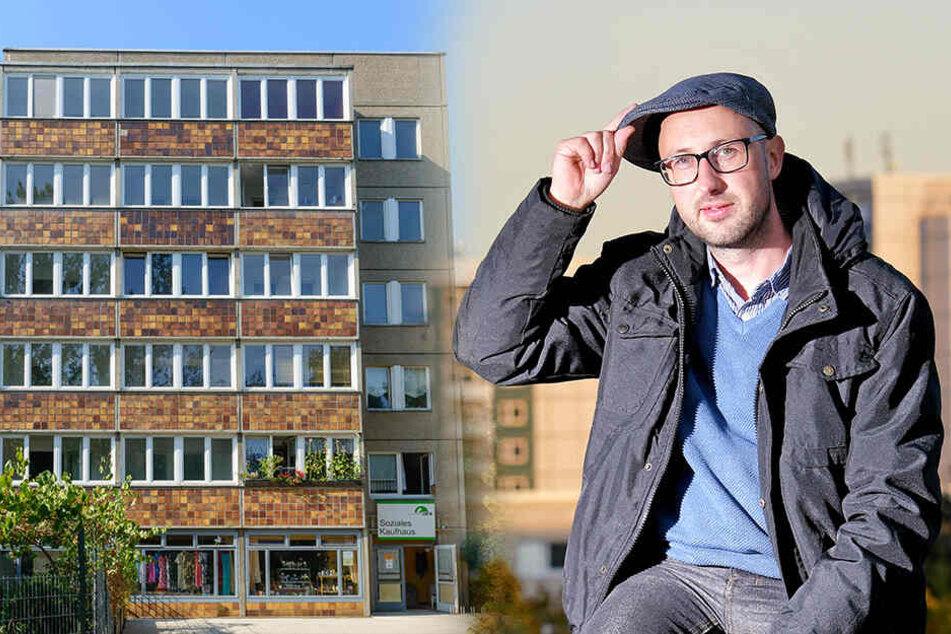 Keiner hat sich so für diesen Stadtteil eingesetzt wie er: Mister Gorbitz macht Schluss mit der Platte